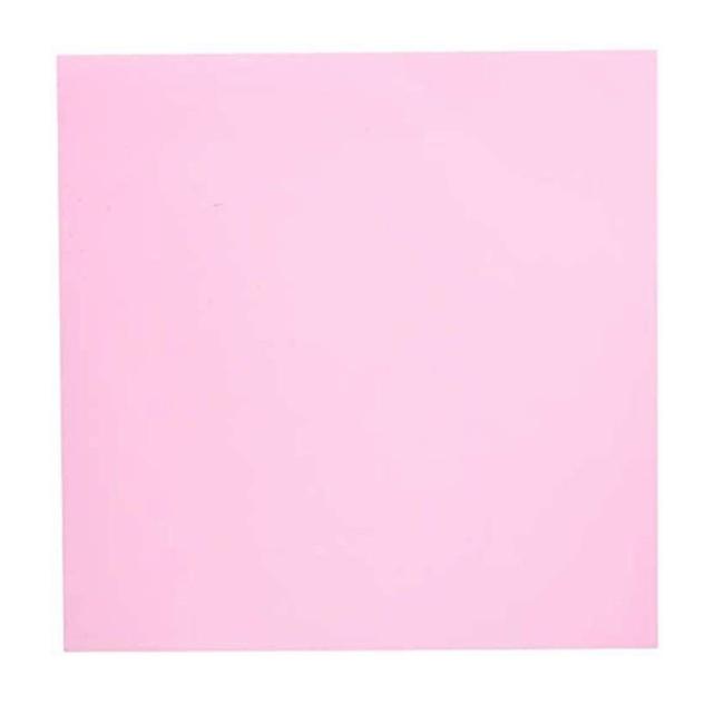 ピンクの折り紙