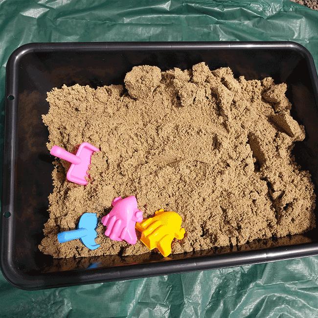 コンテナ 砂場 砂場を庭に?簡単に砂場をDIYすることができる方法を紹介! 生活110番ニュース