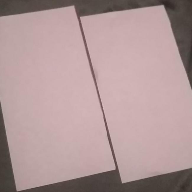 マリオの作り方を紹介します。※緑の折り紙を使えば、ルイージが出来上がります。